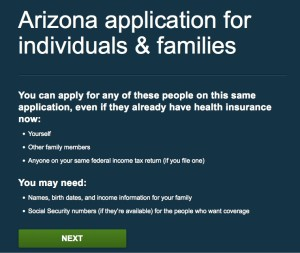 How to Apply For Coverage Through the Health Insurance Marketplace State Application