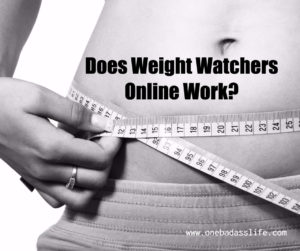 Does Weight Watchers Online Work