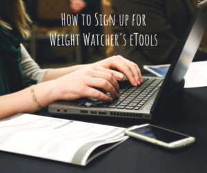 Weight Watchers Etools Signup-fb